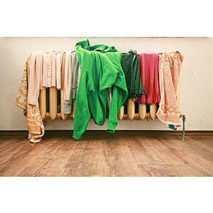 Are radiators your saviour for drying washing? Doctors advise you are damaging your health!