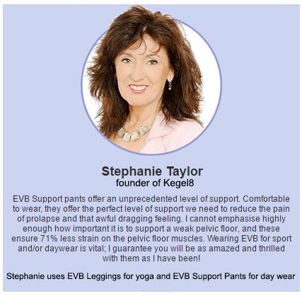 Stephanie EVB