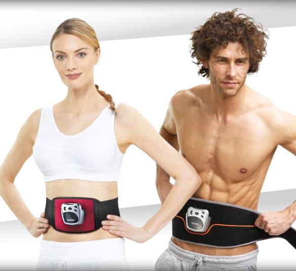 Does an ab toning belt really work? Win one with us and see for yourself!