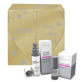 WIN! Skin Doctors Love Your Skin Instant Results Gift Sets Worth £51