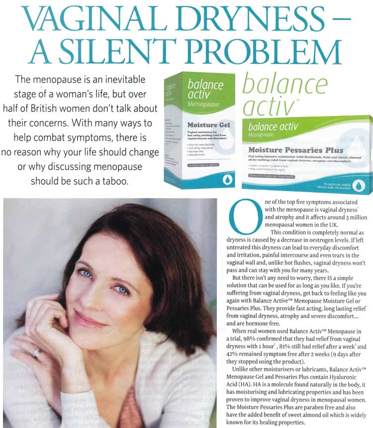 Balance Activ in the Press - WI Life