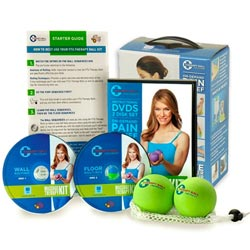Win a Yoga Tune Up Massage Therapy Kit worth £34.99