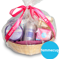 WIN a Femmecup Time of The Month Hamper Worth £80!