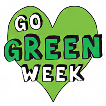 Go Green Week - How We Stay Environmentally Friendly