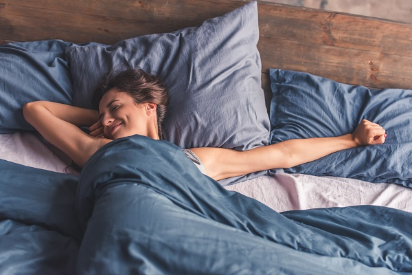 Sleeping Positions to Aid Digestion