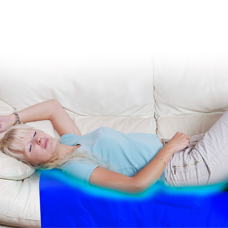 Gel Cooling Pad For Bed Sofa Or Pillow Heat Absorbing Gel