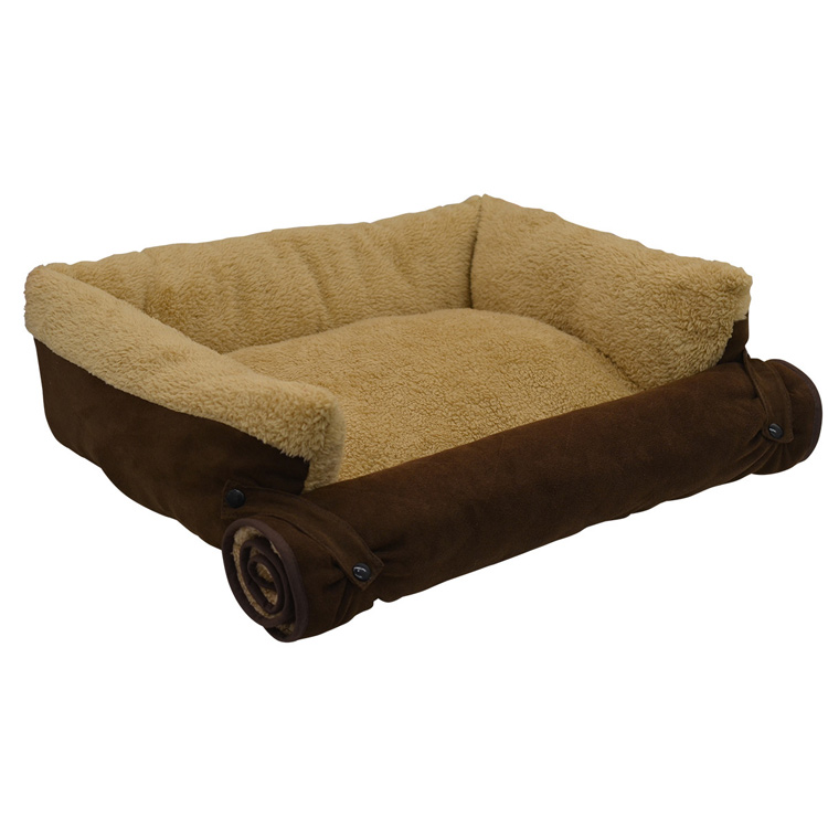 Pet Parade Sofa Pet Bad Sofa Protector Bed for Cats Small Dogs Puppies