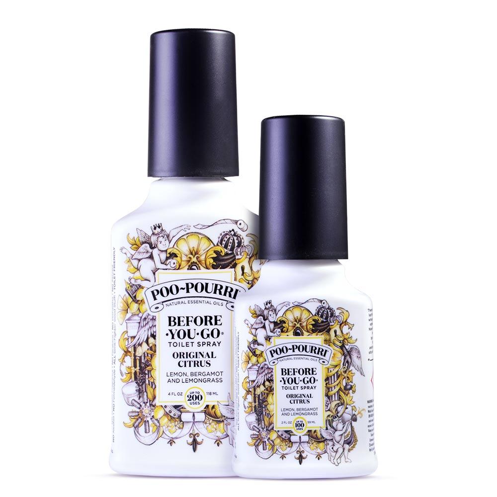 Health Poo-Pourri Original Before-You-Go Bathroom Spray
