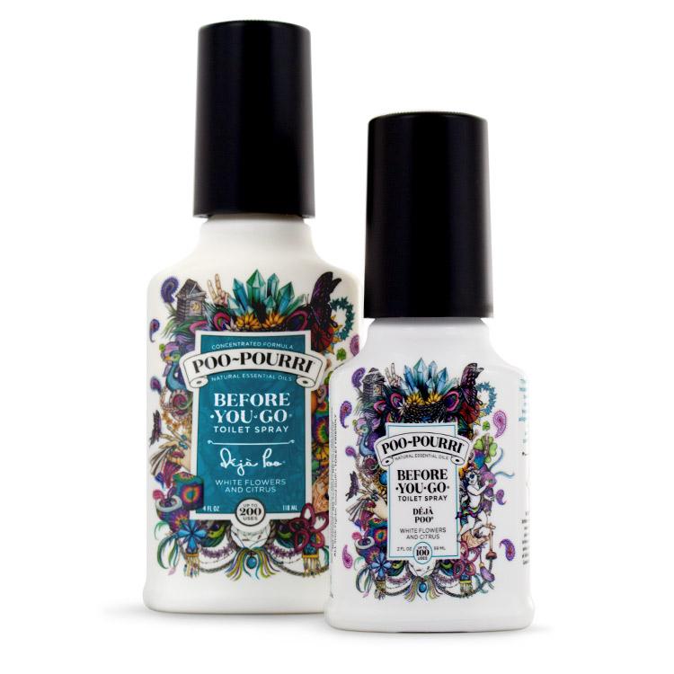 Health Poo-Pourri Deja Poo Before-You-Go Bathroom Spray