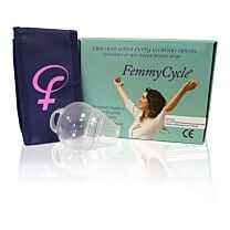 FemmyCycle Low Cervix Menstrual Cup 1
