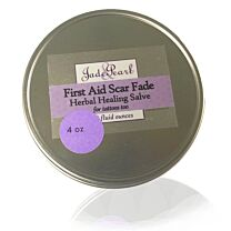 Jade & Pearl First Aid Scar Fade Herbal Healing Salve