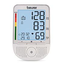 Beurer BM49 Upper Arm Talking Blood Pressure Monitor 1