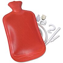 Hot/Cold Water Bottle System Douche/Enema
