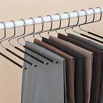Ideaworks Set of 12 Trouser Hangers 1