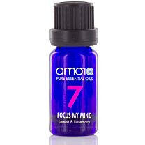 amora Pure Essential Oils 7 Focus My Mind