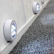 Ideaworks Set of 3 LED Motion Sensor Lights