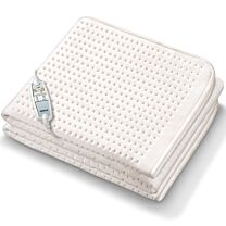 Monogram by Beurer Luxurious Premium Heated Mattress Cover 1