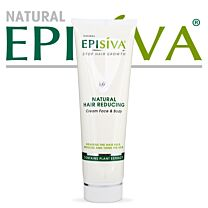 Hair Reducing Cream for Face & Body by Episiva