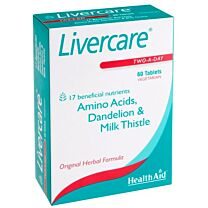 HealthAid Livercare (60 tablets)