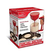 Handy Gourmet Cordless Electric Pancake Machine