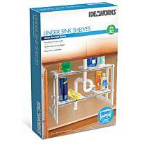 IdeaWorks Under Sink Shelves 3