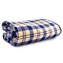 Jocca Chequered Heated Underblanket