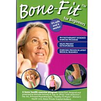 Michelle Kenway Bone-Fit for Beginners Osteoporosis Exercises DVD