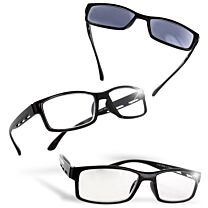 Reading Eyeglasses including Sunreader 1