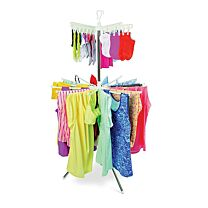 Ideaworks 2-Tier Clothes Rack