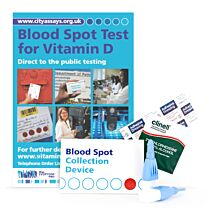 Blood Spot Test for Vitamin D 1