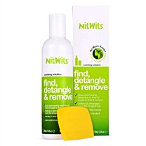 NitWits Combing Solution 1