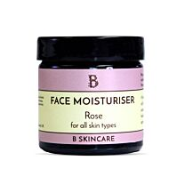 B Skincare Rose and Honey Moisturiser 1