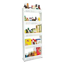 Ideaworks 5 Tier Slide Out Storage Tower 1