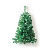 Ideaworks Wall Mounted Lighted Christmas Tree  1