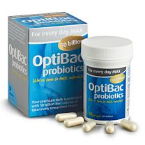 Optibac Probiotics for Every Day MAX 1