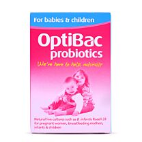 Optibac Probiotics for Babies & Children 1