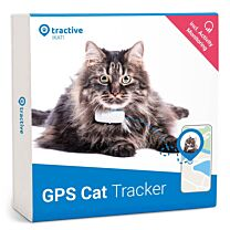 Tractive GPS Tracking For Cats 1