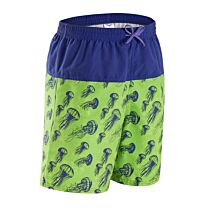 Kes-Vir Boy's Jellyfish Board Shorts 1