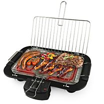 Beper Electric Barbecue With Double Grill 1