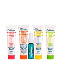 Elektra Magnesium Cream Sampler Rainbow Pack  1