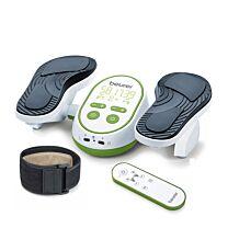 Beurer FM250 Remote Controlled Vital Legs EMS Circulation Stimulator  1