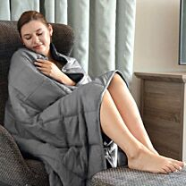 Natural Health Supports™ Weighted Blanket for Anxiety 3
