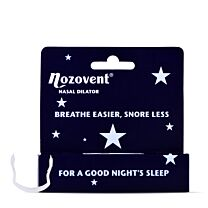 Nozovent Anti-Snore Nasal Dilator  1