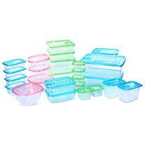 Genius Ideas 50 Piece Food Container Set 1