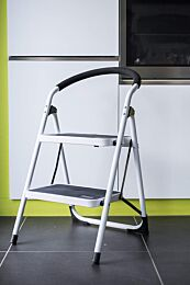 Genius Ideas Folding 2 in 1 Step and Stool 2