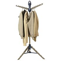 Genius Ideas Foldable Laundry Dryer and Coat Stand 1