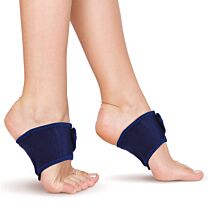 Wellys Foot Arch Support Strap for Heal and Arch Pain 1