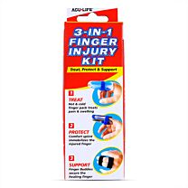 3 in 1 Finger Injury Care Pack 1