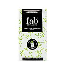 FabLittleBag Biodegradable Sanitary Bags 1