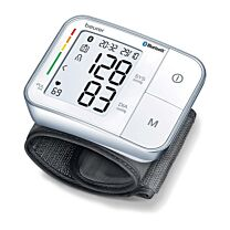 Beurer BC57 Bluetooth Wrist Blood Pressure Monitor 1